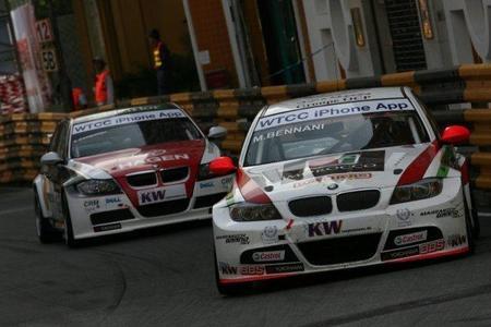 BMW se queda sin equipo oficial en el WTCC