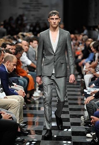 Prada, Primavera-Verano 2010 en la Semana de la Moda de Milán II