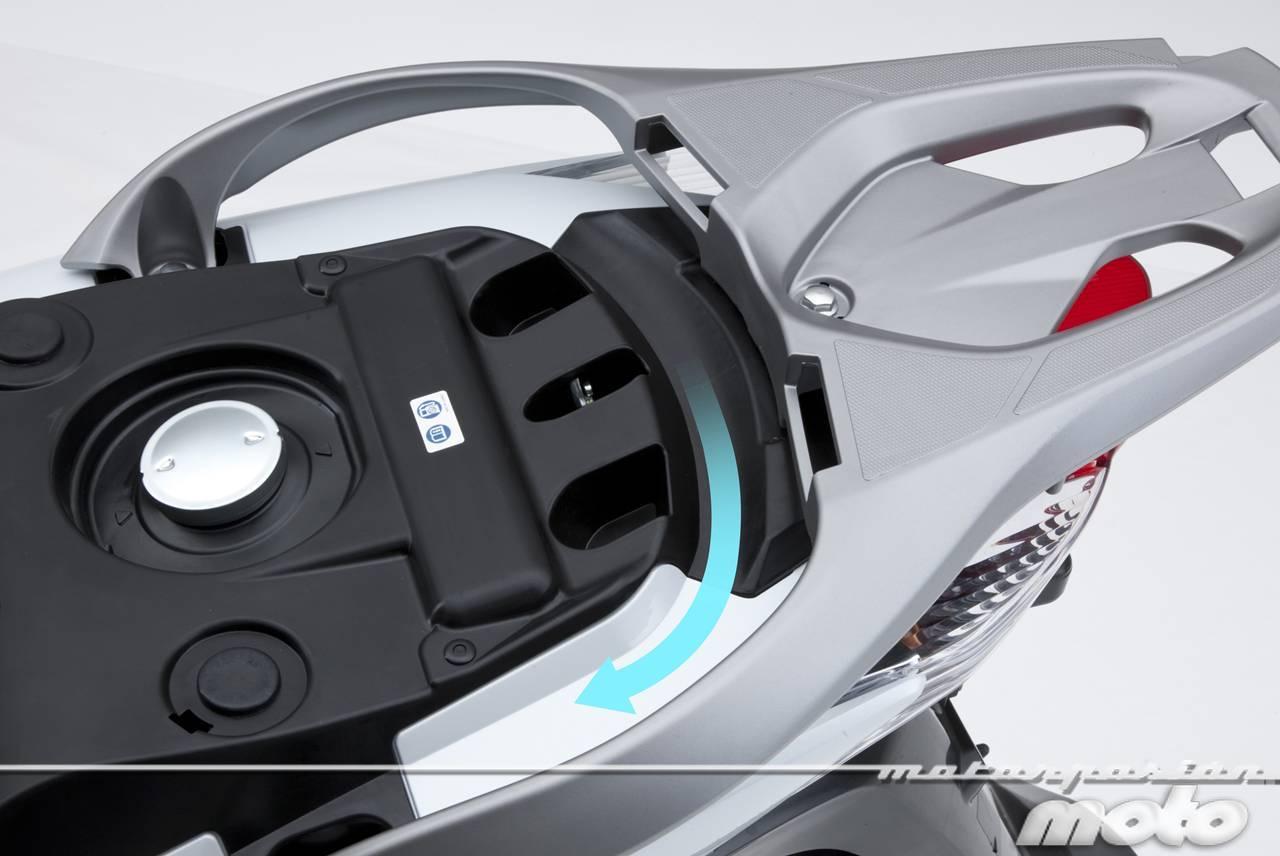 Foto de Honda Scoopy SH125i 2013, prueba (valoración, galería y ficha técnica)  - Fotos Detalles (31/81)