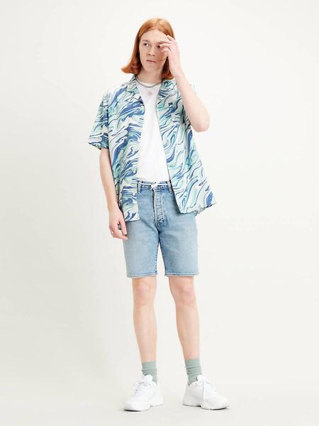 Pantalones Cortos Con Dobladillo 501 R Levi S R
