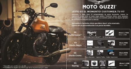 Moto Guzzi V7 Kit