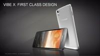IFA 2013: Lenovo presenta el smartphone Vibe X