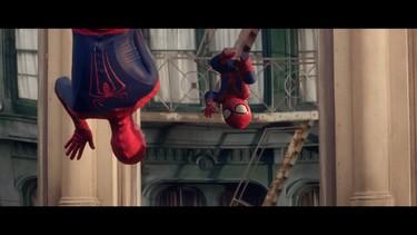 El vídeo del increíble Bebé Araña (Spider-Baby)