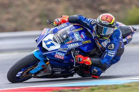 Sandro Cortese Ssp Republica Checa Wsbk 2018
