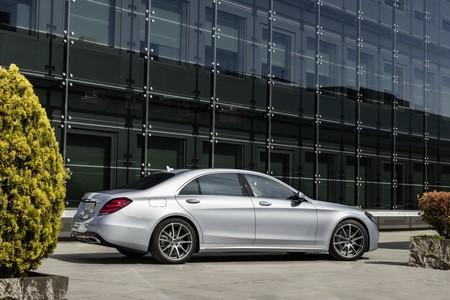 Mercedes Benz Clase S 2018 3