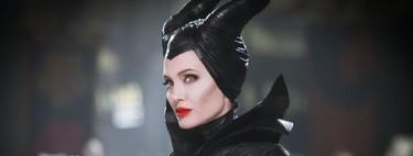 El estreno de la secuela de 'Maléfica', con Angelina Jolie y Elle Fanning, se adelanta siete meses y ya podemos ver el cartel