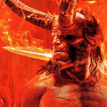 'Hellboy' escupe sobre la mojigatería del blockbuster actual con una salvaje adaptación del cómic de Mike Mignola
