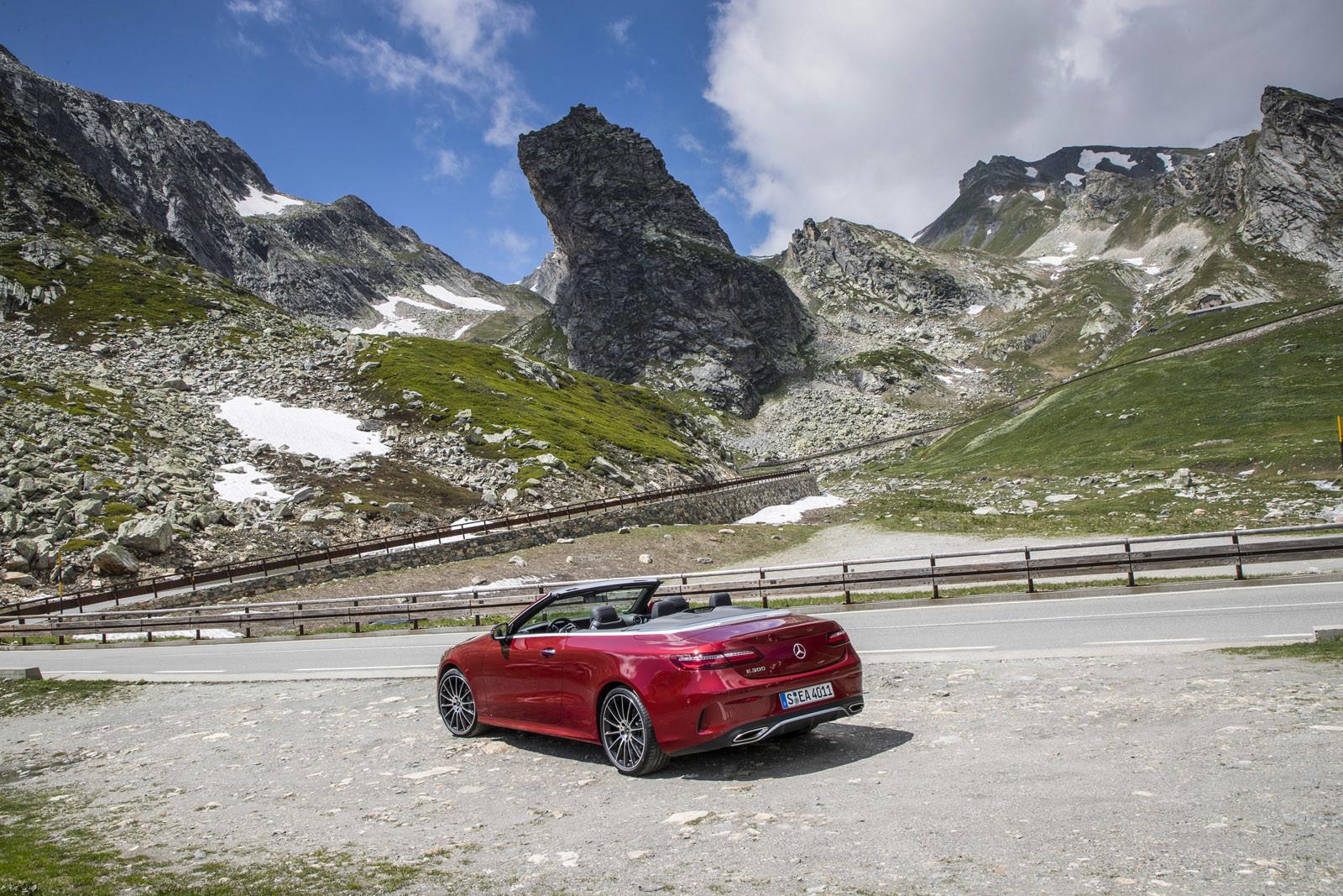 Foto de Mercedes-Benz Clase E Cabrio, toma de contacto (145/156)