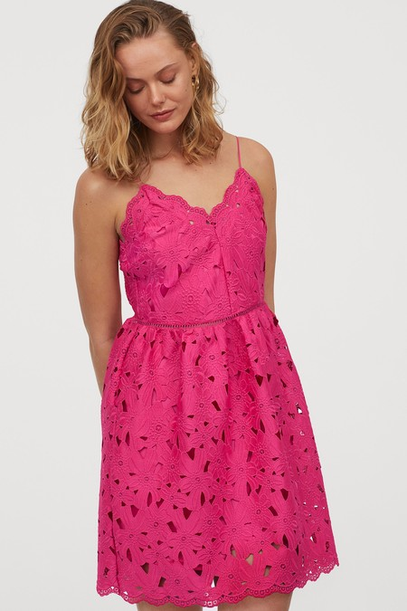 Vestidos Color Rosa 12