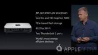 Apple actualiza el hardware del Mac Mini