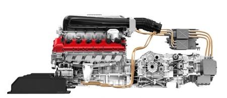 Nuevo LaFerrari Motor