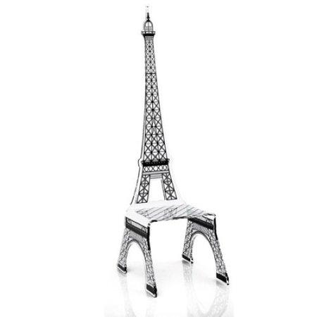 Silla de la Torre Eiffel por Acrila