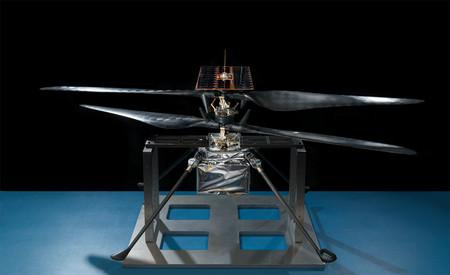 El Mars Helicopter aprueba con buena nota las pruebas de vuelo y ya está preparado para despegar en la misión Mars 2020