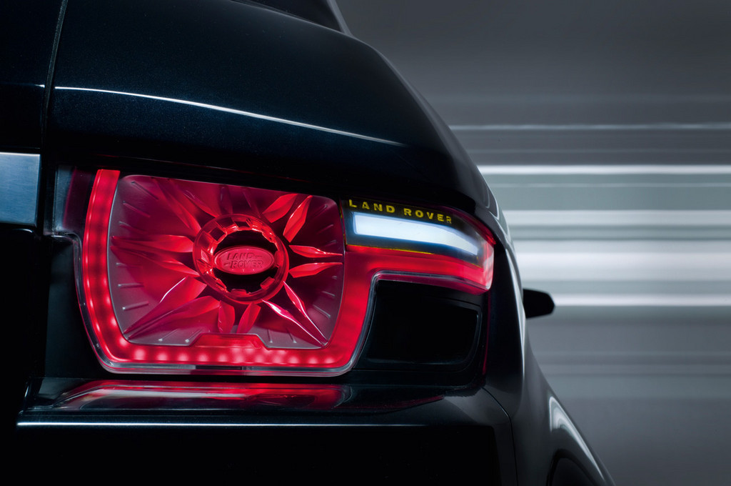 Foto de Black Land Rover LRX Concept (10/11)