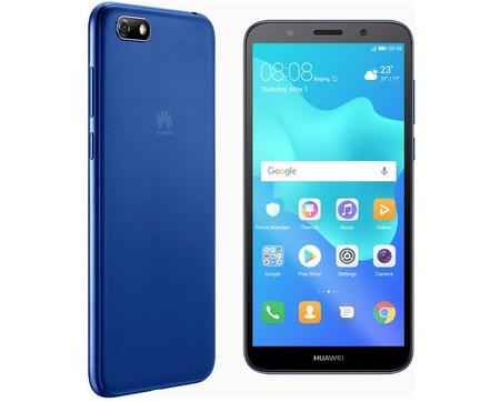 Huawei Y5 (2018) en México: el móvil con pantalla 18:9 más económico de la familia llega al país