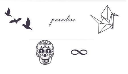 Los Tatuajes Son Para El Verano