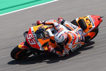 Marquez Sachsenring Motogp 2021