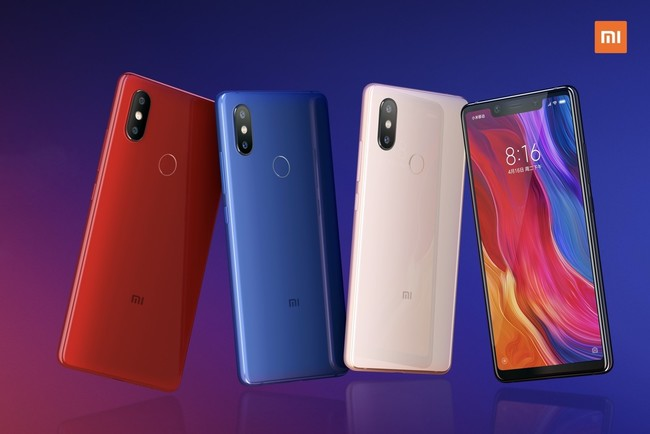 Xiaomi Mi ocho Se Special