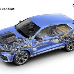 Foto 11 de 39 de la galería audi-q8-concept en Motorpasión