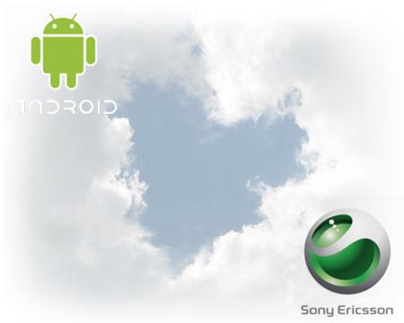 Sony Ericsson CS8 y Sony Ericsson CS5, Cyber-shot con Android
