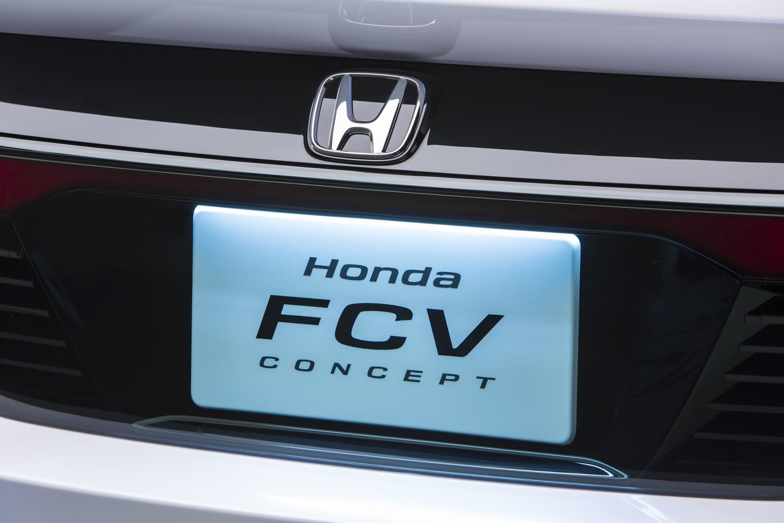 Foto de Honda FCV Concept (11/14)