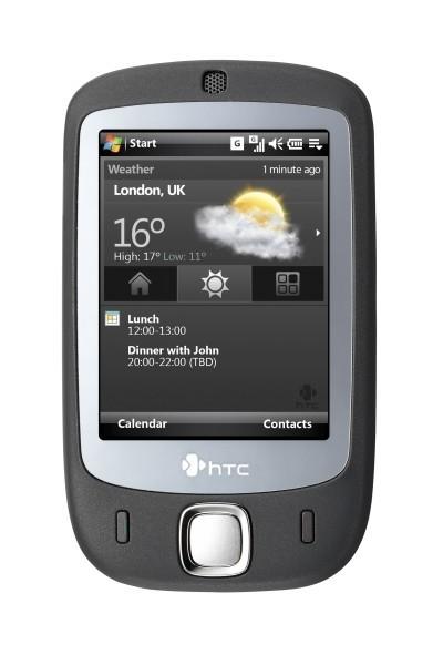 HTC Touch de cerca