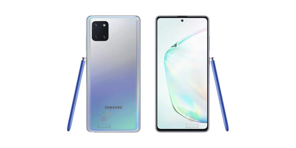 Samsung juega al despiste: los Note 10 Lite y los S10 Lite no parecen