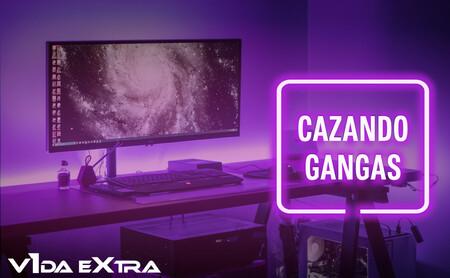 Las 21 mejores ofertas de accesorios, monitores y PC Gaming (ASUS, Razer, Sennheiser...) en nuestro Cazando Gangas