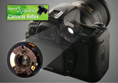 Estabilizadores de imagen en las réflex