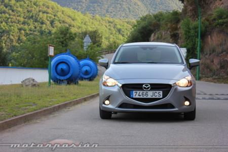 Mazda2 2015 Prueba 60