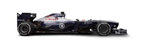 Williams FW35. Más continuismo para el último en llegar