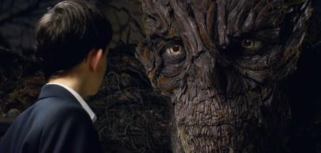 'Un monstruo viene a verme', un bonito cuento triste