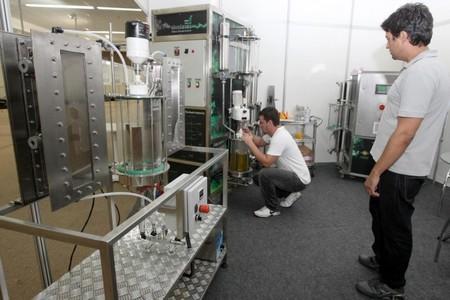 Laboratorio biodiesel