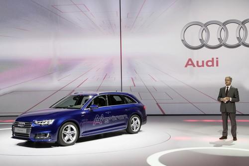 Audi A4 Avant G-Tron, cero emisiones a pesar de usar combustible