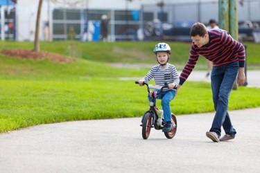 Facilita a tus hijos la práctica deportiva