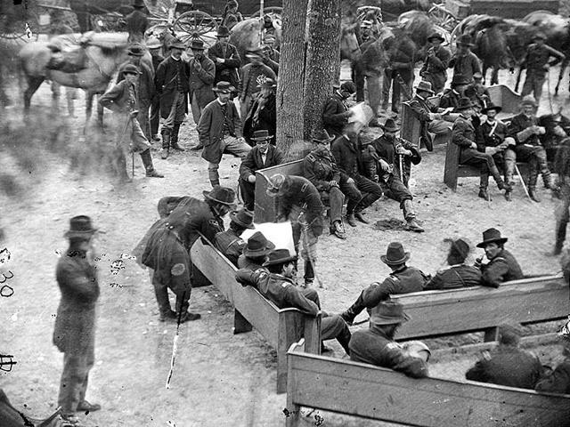 Foto de Guerra Civil Norteamericana (18/28)