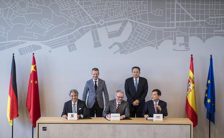 Seat Acuerdo Fac Volkswagen