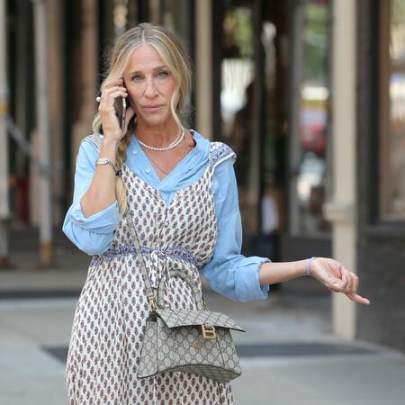 El look boho de Sarah Jessica Parker en Sexo en Nueva York que todas vamos a querer lucir