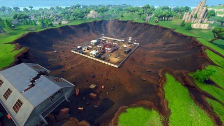 Guía Fortnite Battle Royale: mapa y vídeo con todos los cofres de Socavón Soterrado
