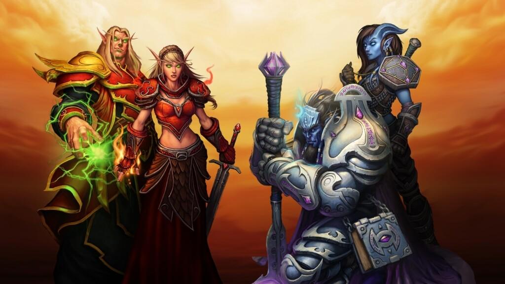 La beta de World of Warcraft: Burning Crusade Classic ya está disponible. Así puedes apuntarte a ella