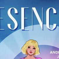 Andrea Compton, Javier Ruescas y Lola Rodríguez juegan al misterio con 'Esencial', la novela gráfica que saldrá en 2019