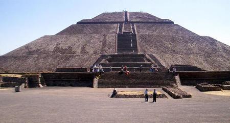 La pirámide del Sol en riesgo de Colapsar: Investigadores de la UNAM