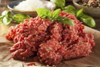 Carne picada envasada: exceso de grasa y aditivos