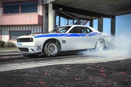 Mopar Dodge Challenger Drag Pak: sólo 60 unidades, listas para carreras de aceleración