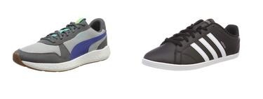 Chollos en tallas sueltas de zapatillas en el Blue Monday: marcas como  New Balance, Adidas, Puma o Nike por menos de 32 euros en Amazon