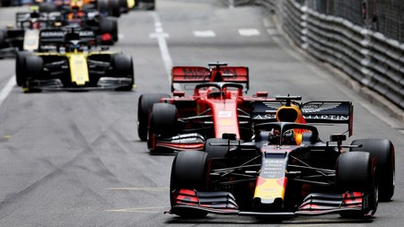 Red Bull Aston Martin F1