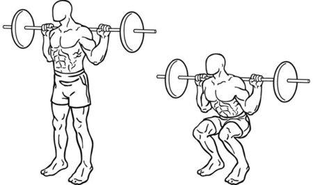 Cinco ejercicios para trabajar todo el cuerpo