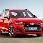 Audi SQ5, por si tienes ganas de desgarrar asfalto y salir de fin con la familia
