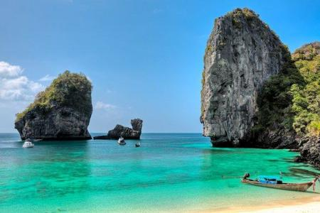 San Valentín: playas tailandesas donde declararle tu amor