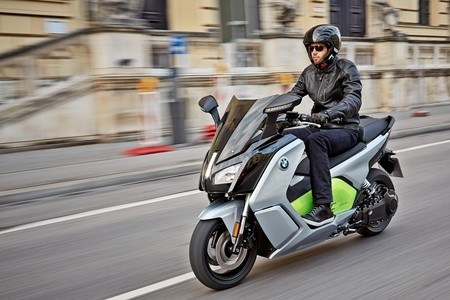 Bmw C Evolution 1